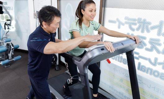加圧トレーニング&パーソナルトレーニング